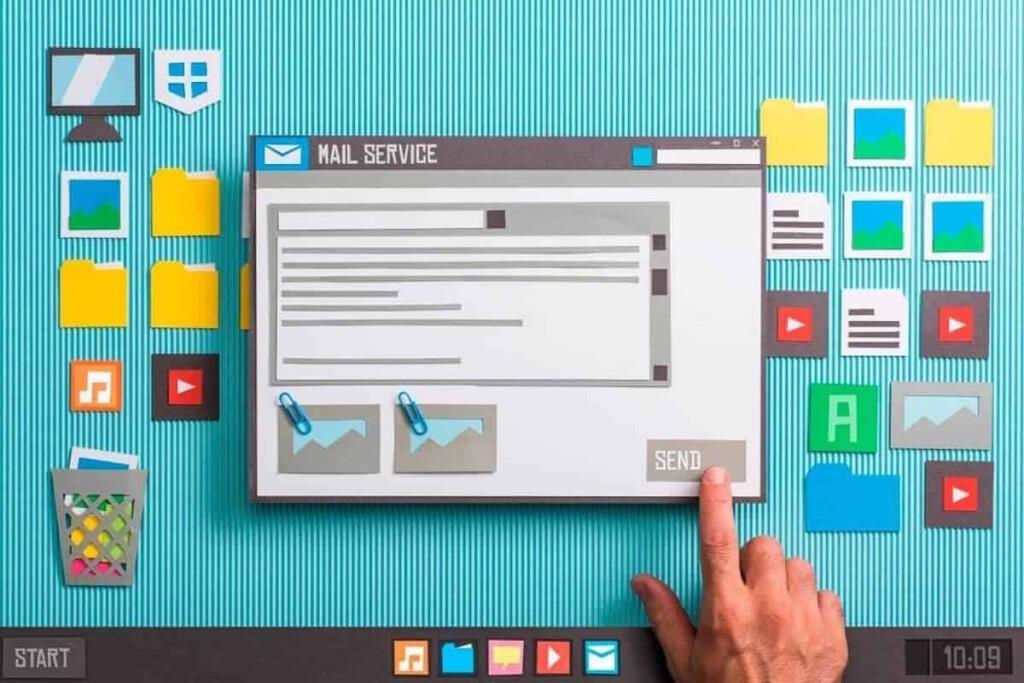 e mail service