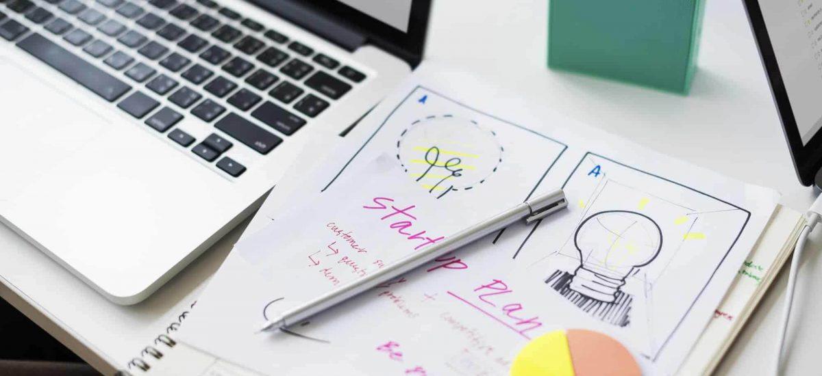 business startup plan marketing ideas